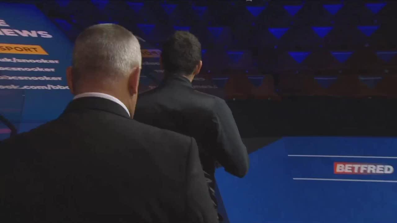 奥沙利文VS塞尔比,8月12日 #斯诺克世锦赛#李照解说2:00场(2)