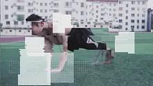 上学时我练了这5种动作,身材完成蜕变!
