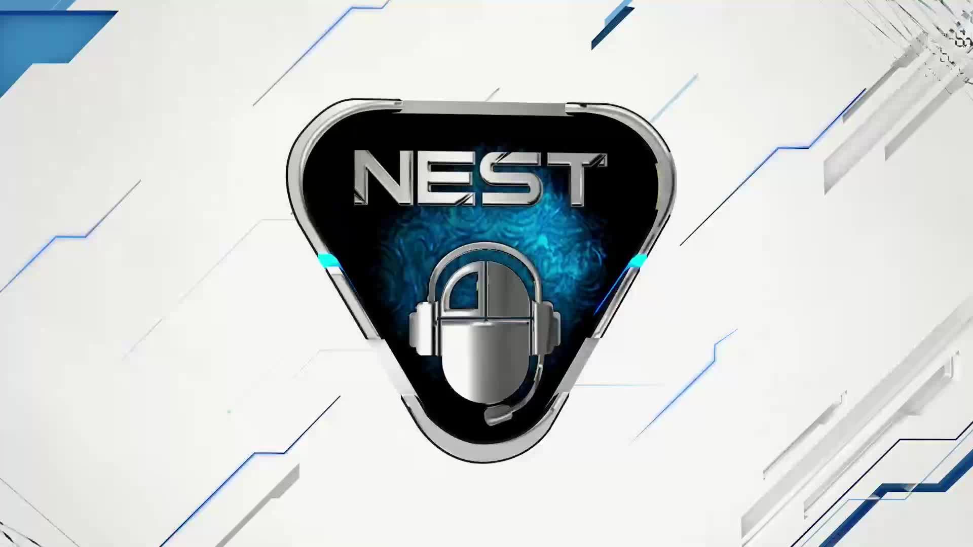 虎牙-NEST全国电竞大赛