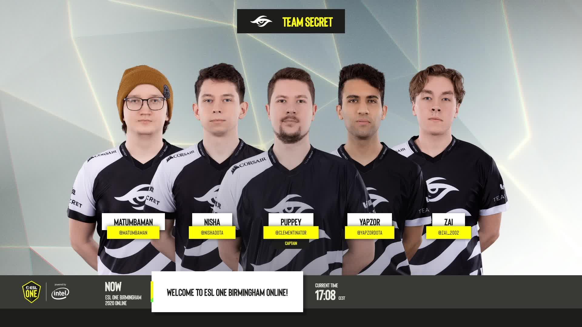 EU小组赛 Secret vs Gambit-1