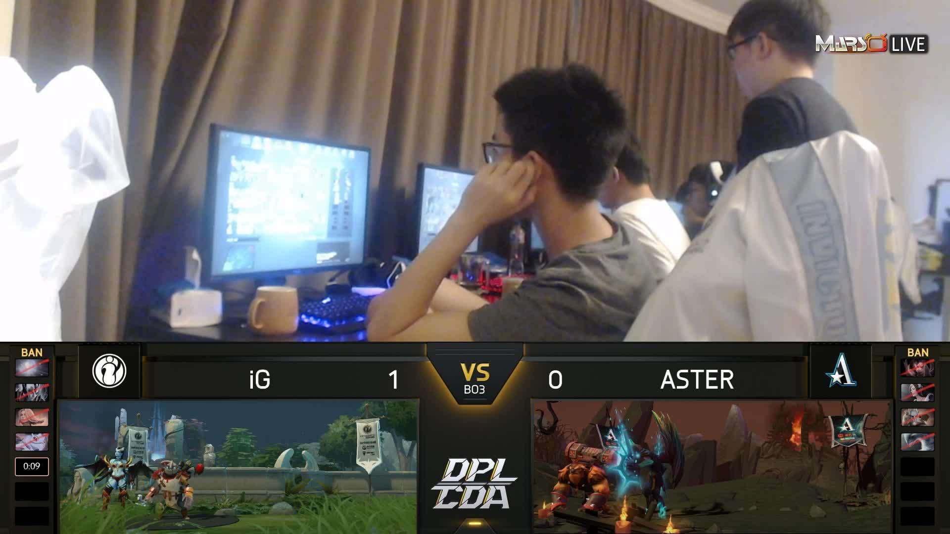 常规赛 iG vs Aster - 2
