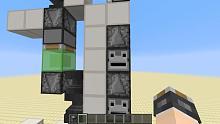 我的世界《明月庄主红石日记》单片铁砧复位器Minecraft