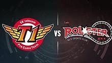 LCK夏季赛W5D1:KT vs SKT精彩集锦