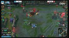 LOL韩国LCK夏季赛精华 JAG vs KT 第二场