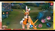 花木兰兔女郎皮肤3D特效,这个胡萝卜大的超出你想象