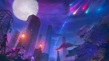 星之守护者 瓦罗兰城市公园地图音乐