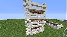 我的世界自动收作物 小麦塔