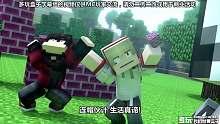 《我的世界》动画之烦人村民23