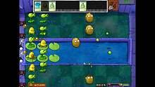 奇怪君 植物大战僵尸08 小游戏种杨桃养僵尸
