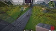 【青知】【minecraft】我的世界:建筑教学:城堡:城墙