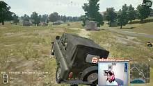 感觉玩了个假游戏 开车被一枪爆头