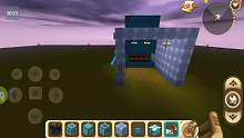 迷你世界小马哥-折叠房子