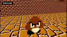超级玛丽:初音化身马里奥只为寻找变大蘑菇