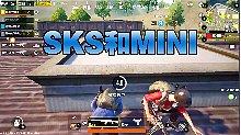 刺激战场:SKS和MINI之间的对决,那个狙击更胜一筹?