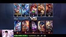 虎牙丶嗨川川--MVP金牌中单武则天,既能灭敌6杀秀翻天,又能辅助23次秀翻地。