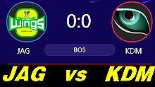 JAG vs KDM LCK春季赛