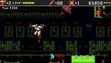 MD超级忍3代 最速通关表演第三关!地下怪兽照样必杀!