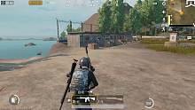 训练场最新玩法,空中开枪!这就是飞的感觉...