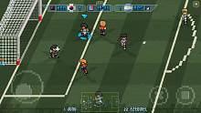 友坑:《像素足球杯》好玩的手游足球小游戏,超像实况足球
