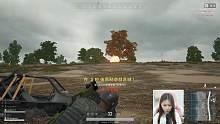 檬小暖 M249最猛火力 诠释枪林弹雨