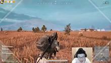 绝地求生:韦神Godv决赛圈连杀五人极限吃鸡,远距离M416两枪爆头击杀秀