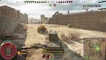 坦克世界:控制台kv-2高口径