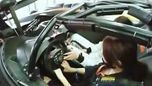 车王舒马赫夺冠座驾试坐体验