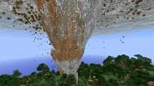 我的世界:强到爆的迷你龙卷风