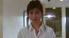 刚出道的王祖贤,太美了