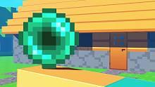 我的世界动画 末影球把史蒂夫变成鸡了!