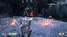 战神4 Dratos和Atreus所有特殊攻击(符文攻击)介
