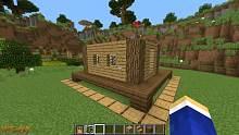 Minecraft我的世界 超详细教学 如何建造漂亮房子189