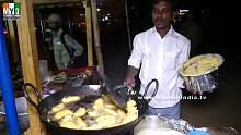 美食:印度著名的早餐街头小吃