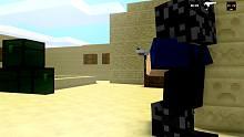 【我的世界】MC动画 怪物学校 CS半条命-沙漠2