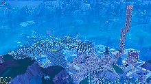 最酷炫的天空之城 堡垒之夜失误和黑脸瞬间204