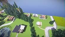 Minecraft我的世界 超详细教学 如何建造漂亮房子214