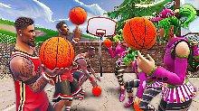 堡垒之夜:四人制篮球模式