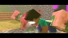 「倖存者」|Minecraft動畫翻譯 (歌曲 「黃金」 P