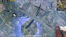 战争模式:难言一落地就又被送上了飞机,以为游戏还没开始