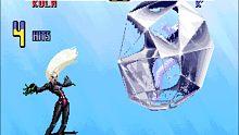 拳皇2002 库拉女神(KULA)秀出天际系列( ⊙ o ⊙ )