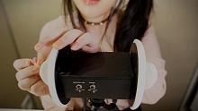 【ASMR】韩国PPOMO小姐姐 挖耳 采耳 深层鼓膜清洁 浑身酥麻