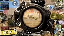 奇怪真会玩第50期:沙漠地,AWM一枪未开轻松吃鸡