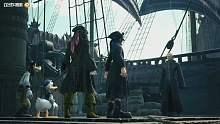 E32018:游戏场景画风大变!加勒比海盗加盟《王国之心》