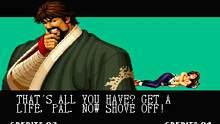 木子小驴解说《拳皇95》小BOSS草薙柴舟一币通关