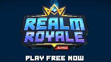 Shroud玩新游【Realm Royale】