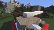 【當個創世神】Minecraft建築教學 - 8x8现代别墅【MaxKim】
