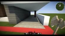 【當個創世神】Minecraft建築教學 - 30x30現代別墅03【MaxKim】