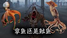 第五人格:说黄衣之主是鱿鱼的人?让你们见识下章鱼和鱿鱼的区别