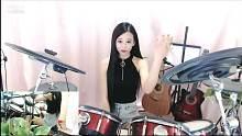 90535 甜桔-苏小雅 会打鼓唱歌的架子鼓女神经