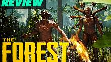 森林(The Forest)恐怖生存冒险类游戏游戏详细评测